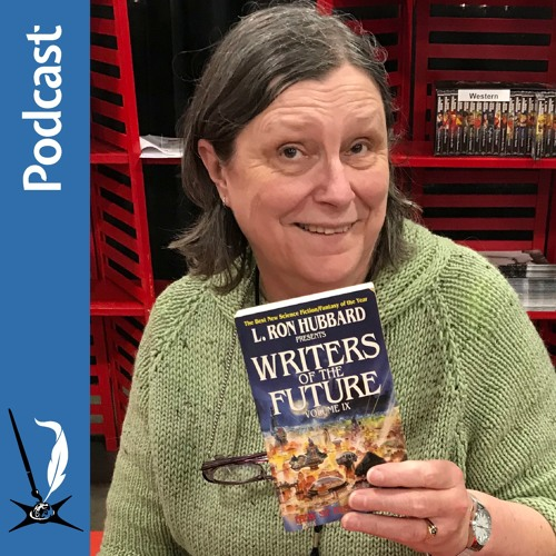33. Kathleen Dalton-Woodbury talks about Orson Scott Card's 3 rules for storytelling