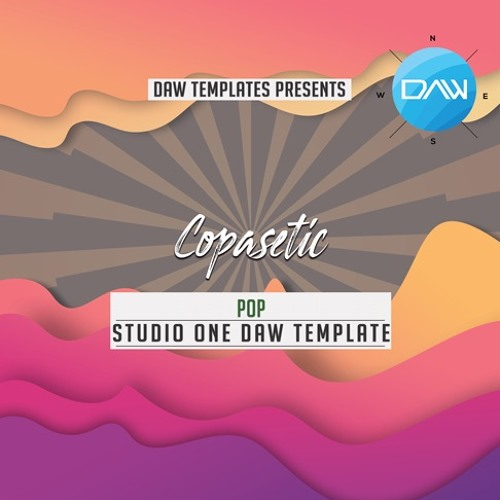 Copasetic Studio One DAW Template