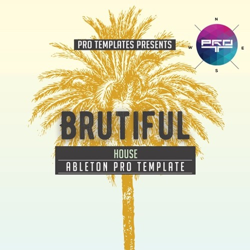Brutiful Ableton Pro Template