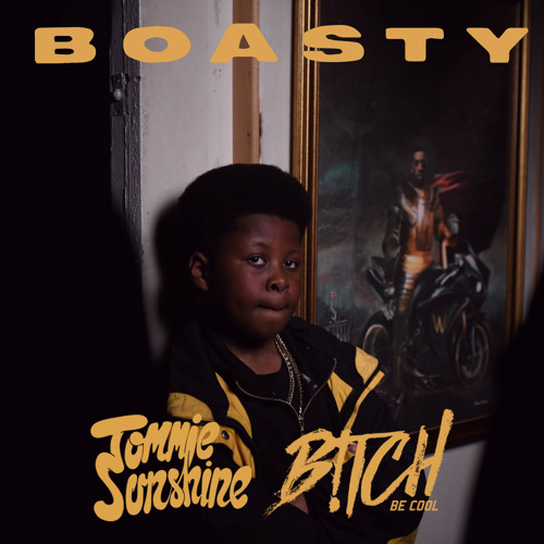 Wiley, Stefflon Don, Sean Paul, Idris Elba - Boasty (Tommie Sunshine & B!tch Be Cool Remix)[FREE DL]
