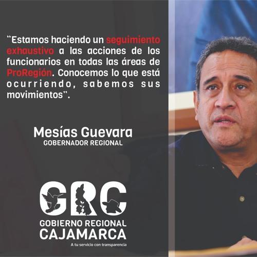 [CASO BARBERENA] El discurso de Mesías Guevara ante trabajadores de ProRegión