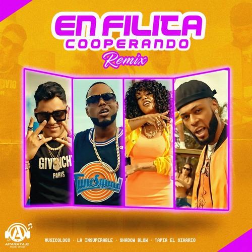 Musicologo X Shadow Blow X La Insuperable X Tapia El Sicario - En Filita Cooperando (REMIX)