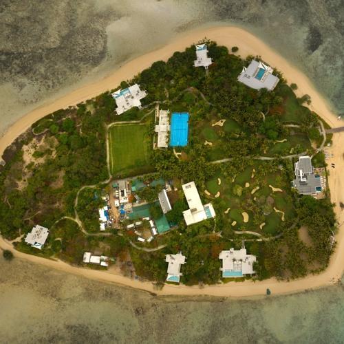 Travel Writer Fiona Harper On $US100,000 Night Philippines Island -Graeme Kemlo