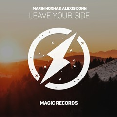 Marin Hoxha Feat. Alexis Don - Leave Your Side