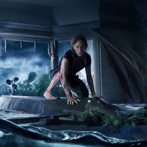 #CineSteph croqué par le croco de «Crawl»