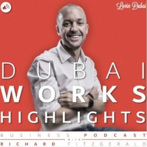 DUBAI WORKS EP 30: Vilhem Hedberg, Co-Founder & CEO of Ekar