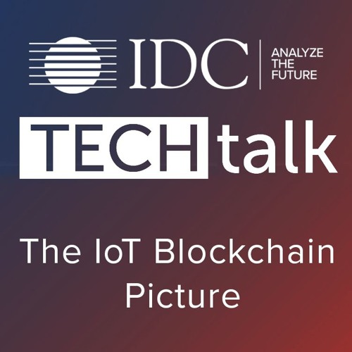 Episode #42 - The IoT Blockchain Picture