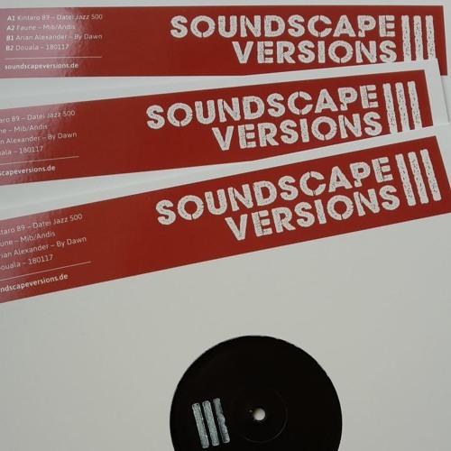 V/A Soundscape Versions 03 [SVER03]