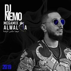 DJ Nemo - Megamix Al Wal3a 2019     ديجي نيمو - ميجا مكس الولعة