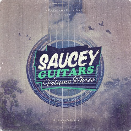Saucey Guitars Vol. 3 - Demo - Kitty (Prod. By Julez Jadon X SVRN)