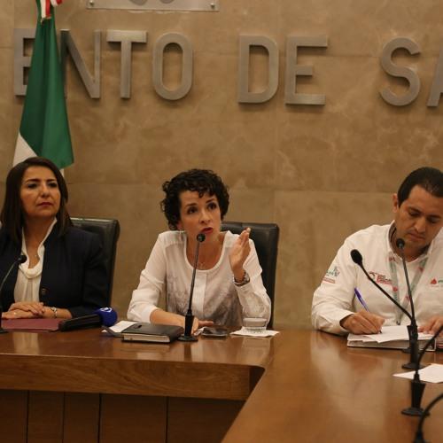 (#AUDIO) Trabajan en atención del episodio de vulnerabilidad atmosférica de Salamanca