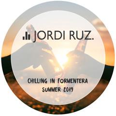 Chilling in Formentera Summer 19
