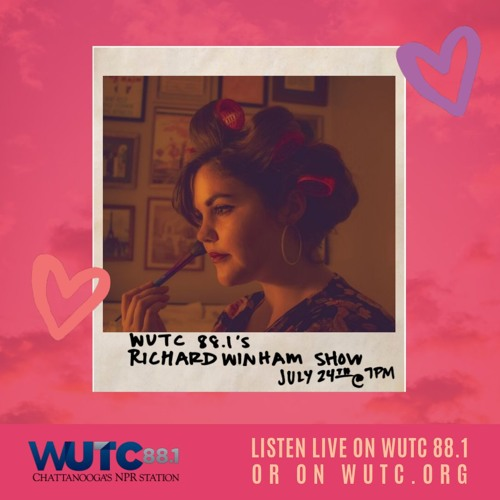 Interview on WUTC 88.1's Writers In The Round with Richard Winham