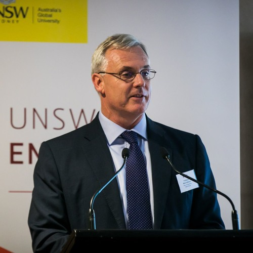 Engineering the Future | UNSW Engineering Thought Leadership Series | 25 July 2019