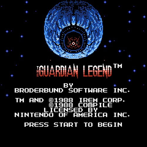 Area 3, 4, & 8 - The Guardian Legend (FamiTracker 2A03) Sunsoft-Style Cover