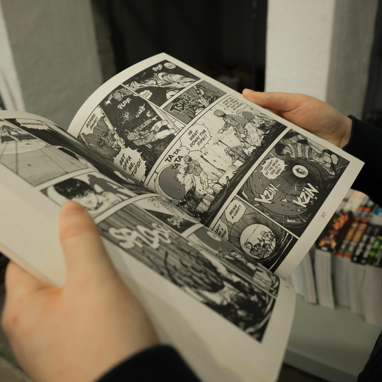 How do graphic novels help understanding of natural disasters? Dr Gemma Sou