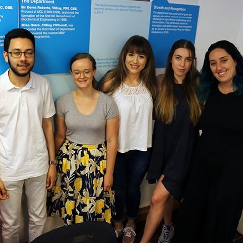 Biochemical Engineering Summer Research Students July 2019 Processed Audio