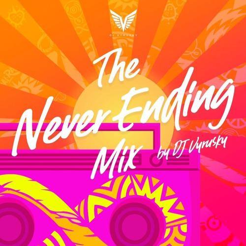 THE NEVER ENDING MIX BY DJ VYRUSKY