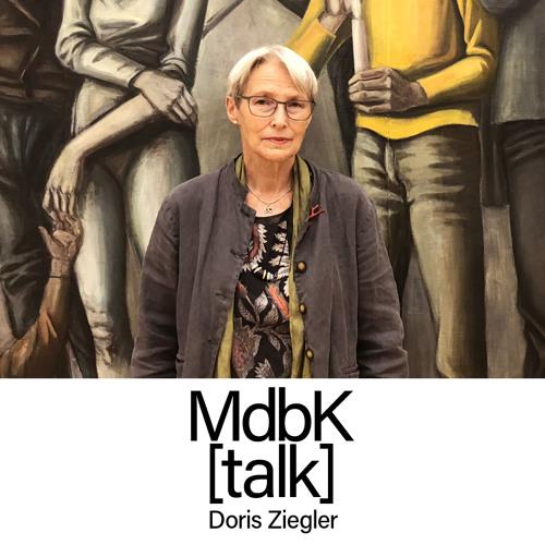 MdbK [talk] #001: POINT OF NO RETURN - Doris Ziegler