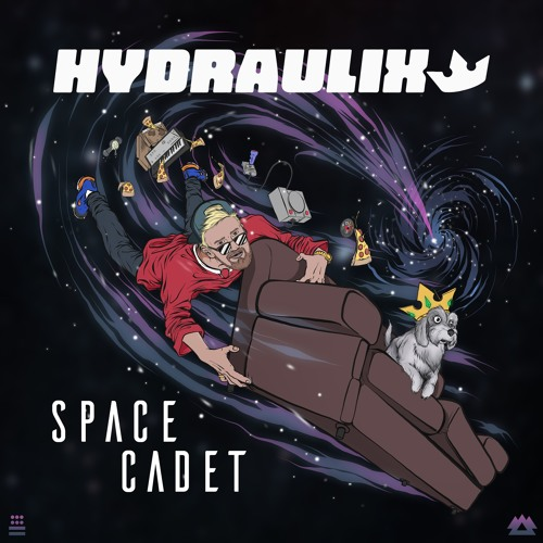 Hydraulix - Space Cadet EP