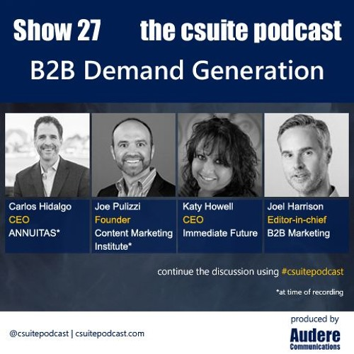 Show 27 - B2B Demand Generation