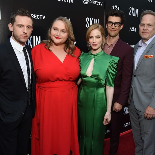 Danielle Macdonald on Collaborating with 'Skin' Director Guy Nattiv