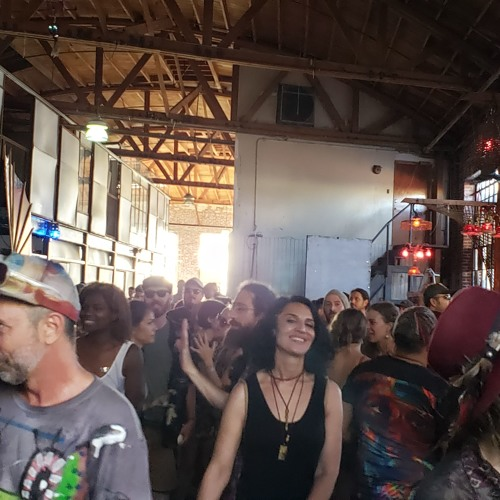 Ben Annand Live at Moontribe Sunday Vibe July 21, 2019