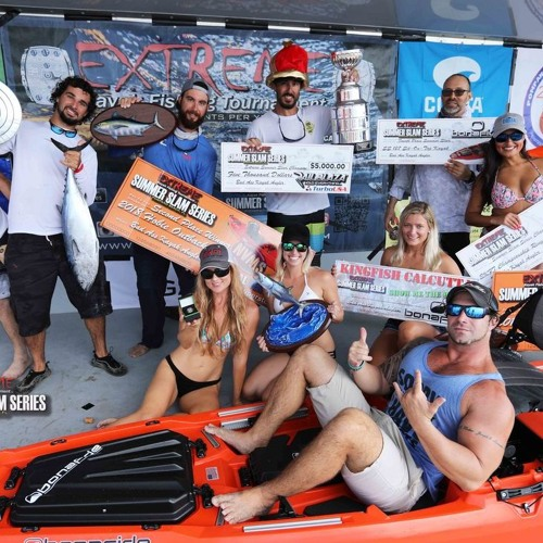 Extreme Kayak Fishing Inc Joins The Kayak Fishing Show LIVE