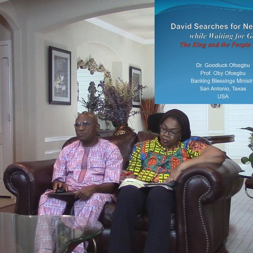 David Searches for Path to Kingship