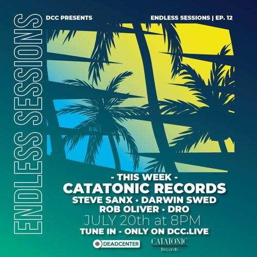 Endless Sessions - EP12 - Darwin Swed