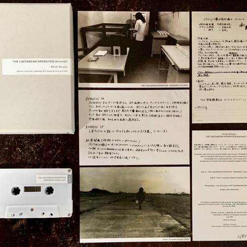 Yoichi Niisato / Side A : THE CAESAREAN OPERATION - RESEARCH 15 [excerpt] (1973)