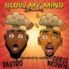 Download DAVIDO blow My Mind FT CHRIS BROWN INSTRUMENTAL PRODUCED BY SOUTHBEATZZ Mp3