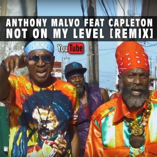 Anthony Malvo Ft Capleton - Not On My Level (Remix) by Dream