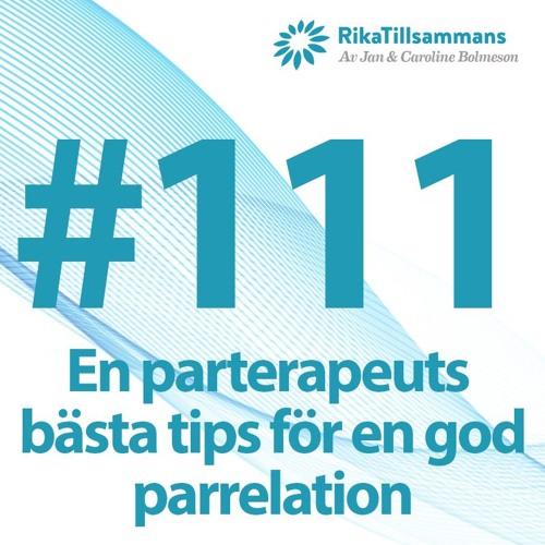 #111 - Vår parterapeuts bästa tips, tankar och svar på lyssnarfrågor | En intervju med Tommy Waad