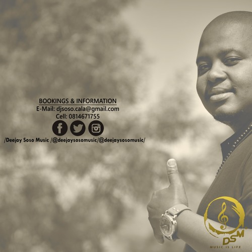 Deejay Soso - DSM OLD KWAITO MIX