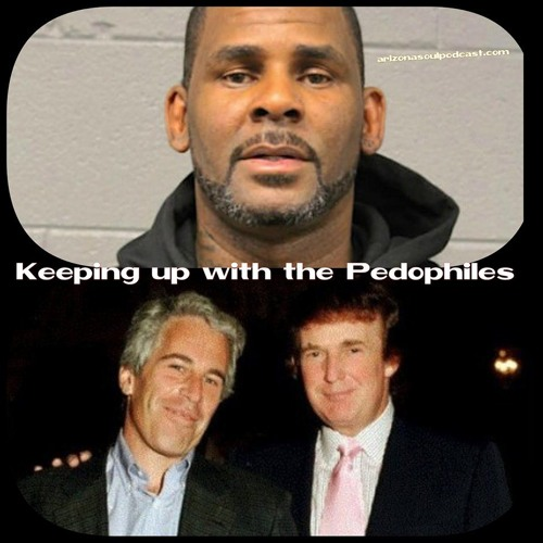 Episode 215: Keeping up with the Pedophiles