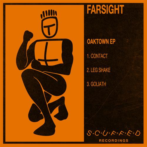 Premiere : Farsight - Contact [Scuffed Recordings]
