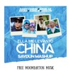 Daddy Yankee, Anuel AA, Ozuna ,Karol G, J Balvin -Ella Me Levantó X China(Saydun Mashup) [FREE DL] Portada del disco