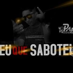 Eu Que Sabotei Remix DJ PauloRoberto Eletrofunk2020
