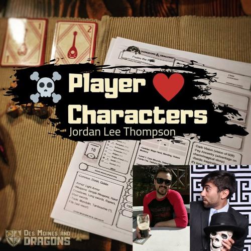 Player Characters | EPISODE 1: Jordan Lee Thompson