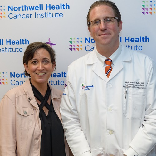 Patient's Homecoming Highlights New Institute, New Perspectives on Pancreas Cancer