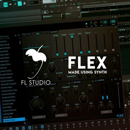 pumpyoursound com   Only Flex   Trap Beat in FL Studio