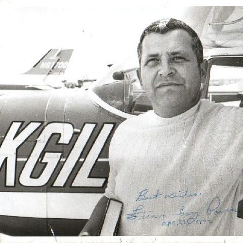 KGIL coverage of NBC (Francis Gary Powers) Chopper crash 1977