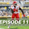 Episode 111 - The Legion of Zoom, Chiefs Camp opens, and CB help