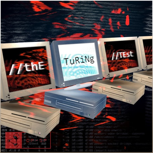 CypiX - thE TuRiNg TEst   CyberPixl Release Image