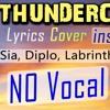 SIA THUNDERCLOUDS KARAOKE Instrument download FULL song www.smarturl.it/Yundapratama