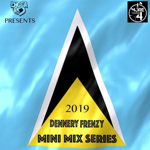 Digga D Presents | #DenneryFrenzy 2019 (Mini Mix Series)