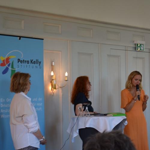 Ladies Lunch 2019: Kristina Lunz und Margarete Bause über feministische Außenpolitik
