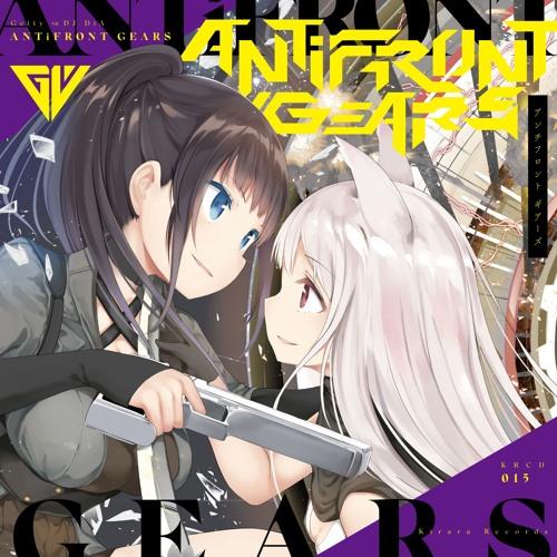 【KRCD-015】ANTiFRONT GEARS