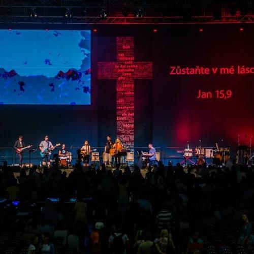Chvály - Katolícka charismatická konference Brno 2019